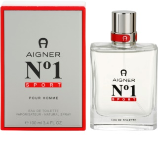 Etienne Aigner No. 1 Sport eau de toilette sample for Men