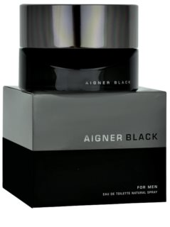 Etienne Aigner Black for Man eau de toilette esantion pentru bărbați
