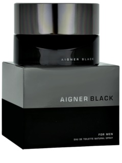 Etienne Aigner Black for Man eau de toilette para hombre