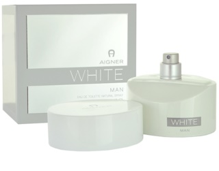 Etienne Aigner White Man eau de toilette for Men