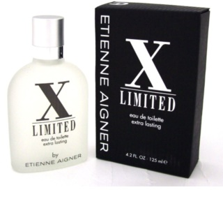 Etienne Aigner X-Limited eau de toilette unissexo