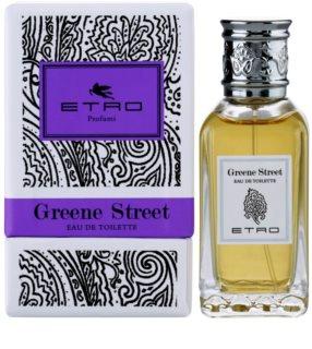 Etro Greene Street eau de toilette sample Unisex