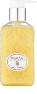 Etro Shaal Nur Αρωματισμένο υγρό σαπούνι για γυναίκες 250 μλ