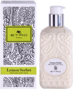 Etro Lemon Sorbet Body Lotion unisex 250 ml
