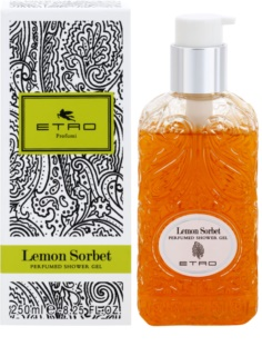 Etro Lemon Sorbet Shower Gel Unisex