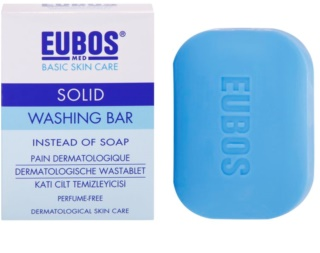 Eubos Basic Skin Care Blue syndet bez parfumácie