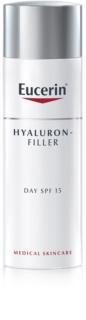 Eucerin Hyaluron-Filler crème de jour anti-rides pour peaux normales à mixtes