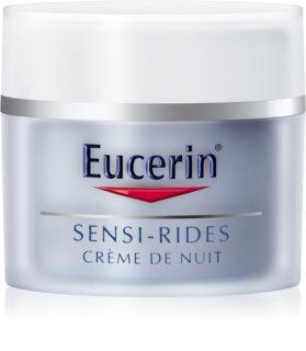 Eucerin Sensi-Rides crema de noche antiarrugas