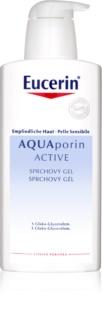 Eucerin Aquaporin Active gel doccia per pelli sensibili