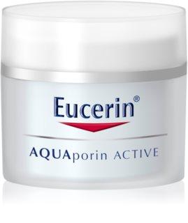 Eucerin Aquaporin Active crème hydratante intense pour peaux sèches 24h