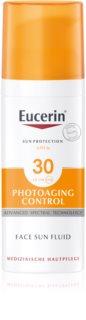 Eucerin Sun Photoaging Control zaštitna emulzija protiv bora SPF 30