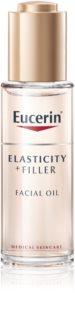 Eucerin Elasticity+Filler sérum com óleo para melhorar a flexibilidade e resistência da pele