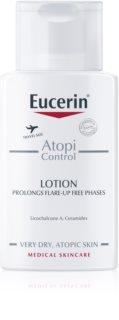 Eucerin AtopiControl losjon za telo za suho in srbečo kožo