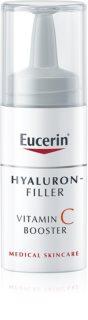 Eucerin Hyaluron-Filler Vitamin C Booster ser pentru diminuarea ridurilor cu vitamina C