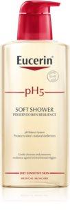 Eucerin pH5 jemný sprchový gel pre suchú a citlivú pokožku