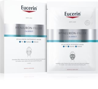 Eucerin Hyaluron-Filler maschera intensa all'acido ialuronico