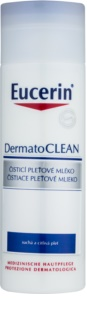 Eucerin DermatoClean Cleansing Lotion for Sensitive and Dry Skin