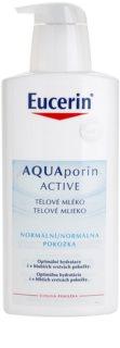 Eucerin Aquaporin Active lait corporel pour peaux normales