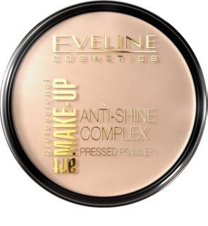 Eveline Cosmetics Art Make-Up leichtes,kompaktes und mineralisches Foundation zum pudern mit Matt-Effekt