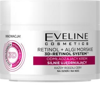 Eveline Cosmetics Retinol + Sea Algae Udglattende og lysnende creme med retinol