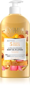 Eveline Cosmetics Botanic Expert Nourishing Body Lotion For Dry Skin