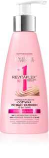 Eveline Cosmetics Revitaplex creme suavizante  para mãos e unhas