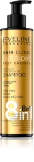 Eveline Cosmetics Oleo Expert Shampoo To Strengthen And Support Hair Growth