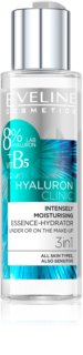 Eveline Cosmetics Hyaluron Clinic sérum hydratation intense 3 en 1