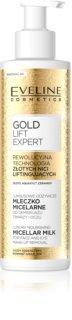 Eveline Cosmetics Gold Lift Expert Mizellenmilch zur Make-up-Entfernung
