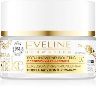 Eveline Cosmetics Exclusive Snake луксозен подмладяващ крем 50+