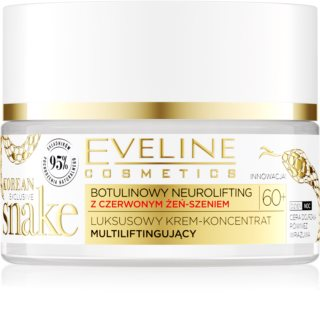 Eveline Cosmetics Exclusive Snake crema anti-age di lusso  60+