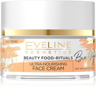 Eveline Cosmetics Bio Vegan Κρέμα εντατικής φροντίδας