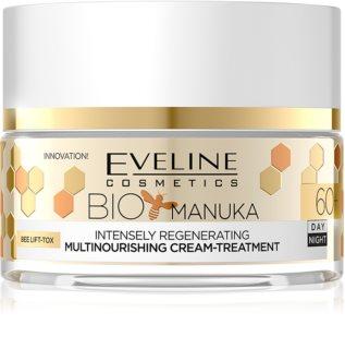 Eveline Cosmetics Bio Manuka crème régénératrice intense 60+