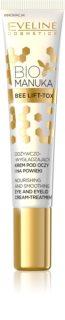 Eveline Cosmetics Bio Manuka vyhladzujúci očný krém