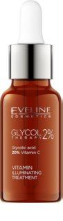 Eveline Cosmetics Glycol Therapy intenzívne vitamínové sérum s vitamínom C