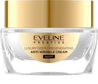 Eveline Cosmetics 24K Snail & Caviar Nattkräm mot rynkor  med snigelextrakt