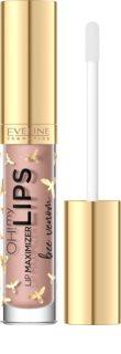 Eveline Cosmetics OH! my LIPS Lip Maximizer Volumengivende læbeglans Med bigift