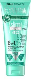 Eveline Cosmetics Slim Extreme bálsamo corporal reafirmante anticelulítico y antiestrías