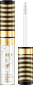 Eveline Cosmetics Brow & Go! przezroczysty żel do brwi
