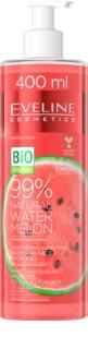 Eveline Cosmetics Bio Organic Natural Watermelon Intensives Feuchtigkeit spendendes Gel für sehr trockene Haut