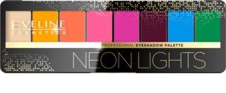 Eveline Cosmetics Neon Lights paletka očních stínů