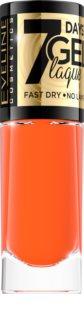 Eveline Cosmetics 7 Days Gel Laque Nail Enamel gelový lak na nehty bez užití UV/LED lampy