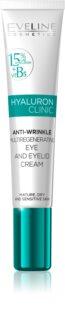 Eveline Cosmetics Hyaluron Clinic crema lisciante occhi