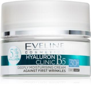 Eveline Cosmetics Hyaluron Expert creme de dia e noite  30+