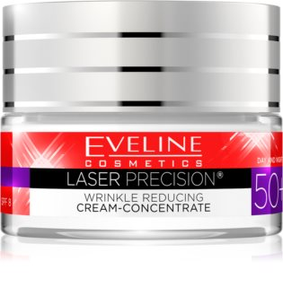 Eveline Cosmetics Laser Therapy Total Lift Dag en Nacht Anti-Rimpel Crème  50+