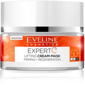 Eveline Cosmetics Expert C Dag en Nacht Liftting Crème  50+