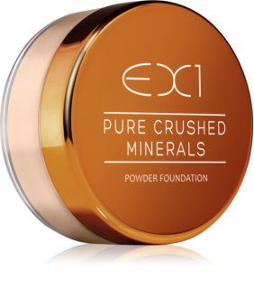 EX1 Cosmetics Pure Crushed Minerals sypký minerální pudr