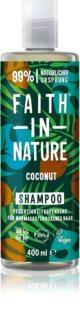 Faith In Nature Coconut shampoing hydratant pour cheveux normaux à secs