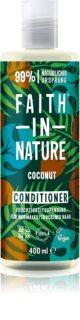 Faith In Nature Coconut Fuktgivande balsam För normalt till torrt hår