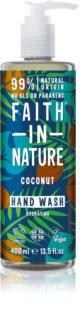Faith In Nature Coconut натуральне рідке мило для рук з кокосовою олійкою